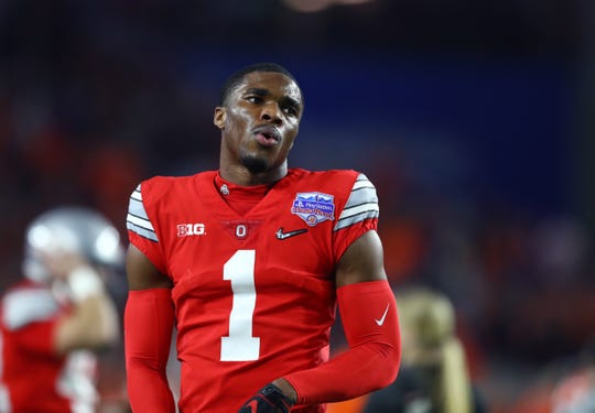 Could the Arizona Cardinals trade up to land Ohio State's  Jeff Okudah in the 2020 NFL draft? What would it cost?