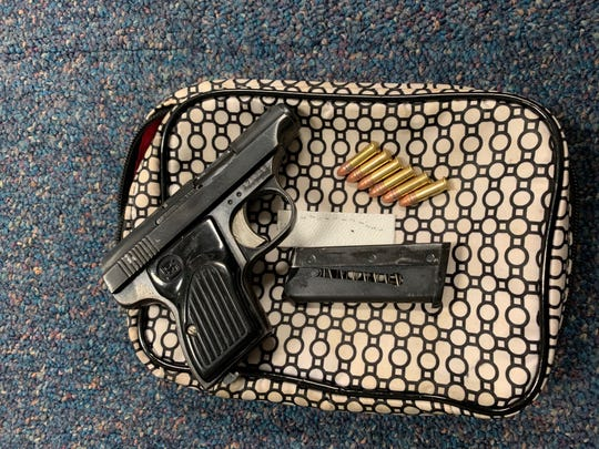 Firearm seized by Ventura County Sheriff's officials