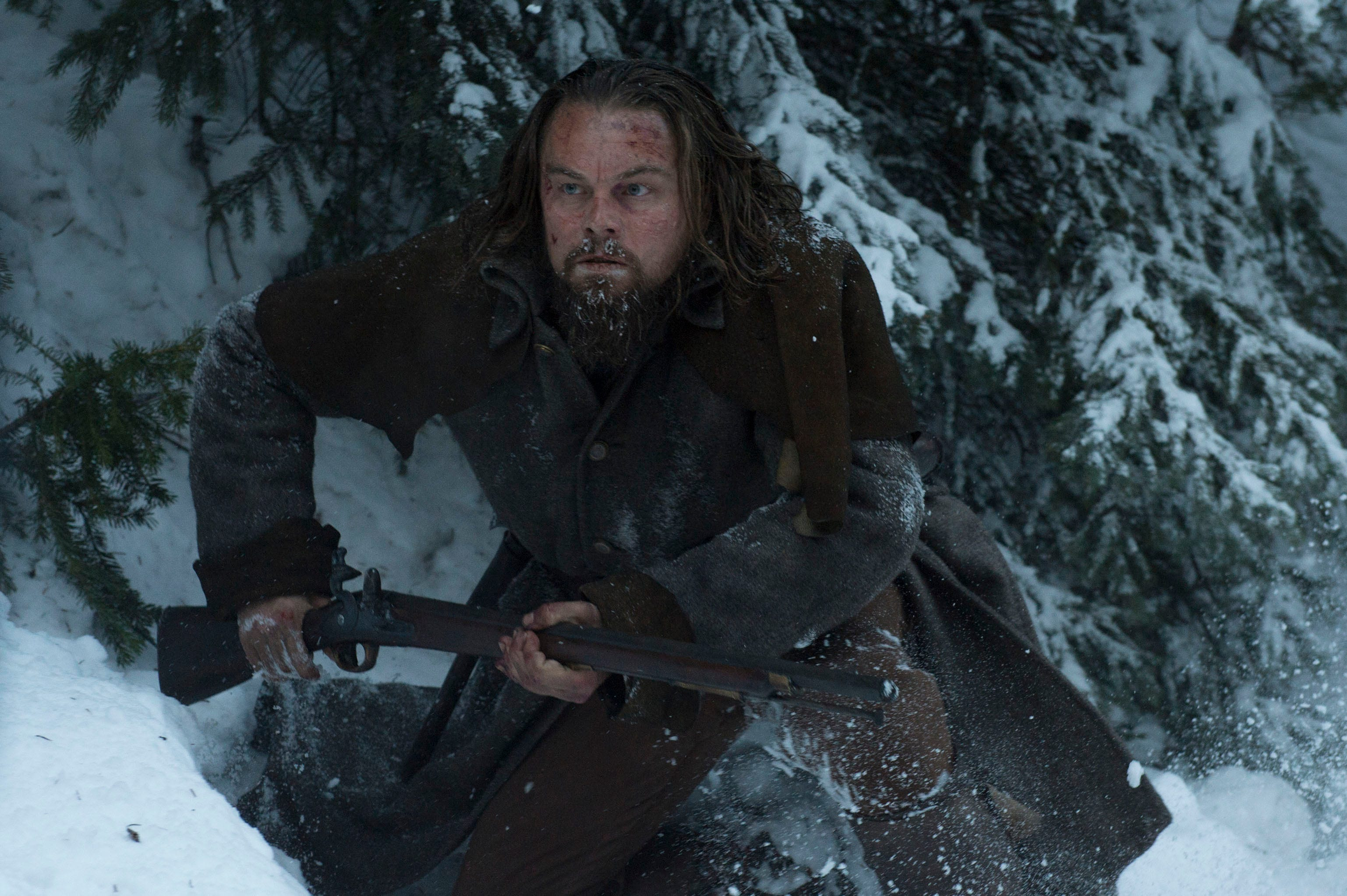 "Leonardo DiCaprio finally won an Oscar for playing legendary frontiersman Hugh Glass in ""The Revenant."""