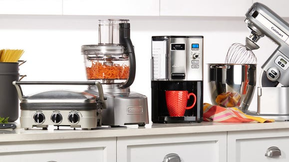 Cuisinart's best-selling kitchen appliances just became a whole lot more affordable.