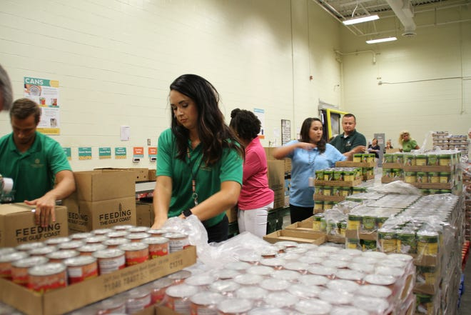 In addition to continued financial support, Wind Creek Hospitality has previously organized team members to volunteer at Feeding the Gulf Coast.