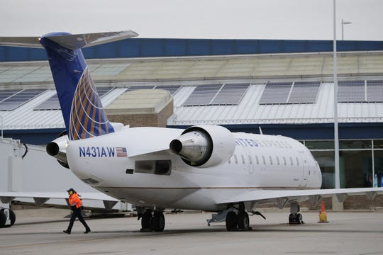 Wisconsin airports in Appleton, Green Bay and Central Wisconsin will receive aid from the federal government to counter the coronavirus pandemic's economic impact.