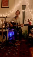 Driftwood musician Joe Kollar has been streaming live concerts to his Facebook page.