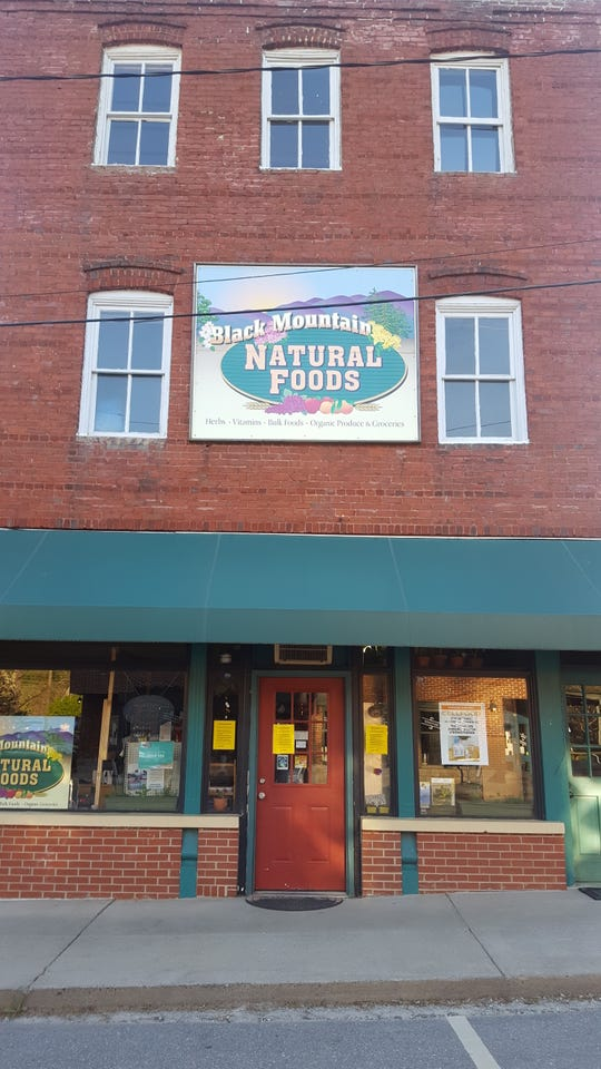 Black Mountain Natural Foods is taking a number of safety precautions amid the coronavirus outbreak.