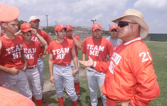 Robstown's Steve Castro, winner of two state titles and more than 600 games, announced he would retire in 2010.