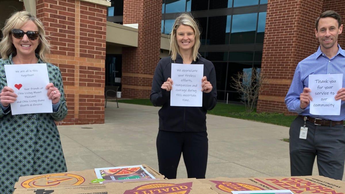 Coronavirus In Ohio Local Schools Take