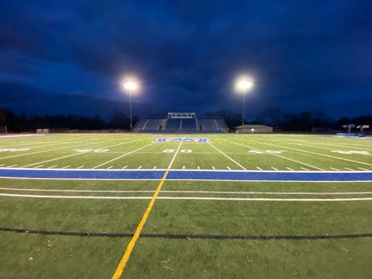 Wyoming and several local schools burned their football lights for 20 minutes Friday in honor of the 2020 seniors who may not get to return to complete their final year