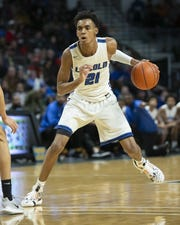 Depending on NBA draft rules, Emoni Bates could possibly go straight to the pros out of high school.