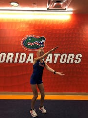 Fort Myers High School cross country/track athlete Stephy Ormsby signed with the University of Florida.