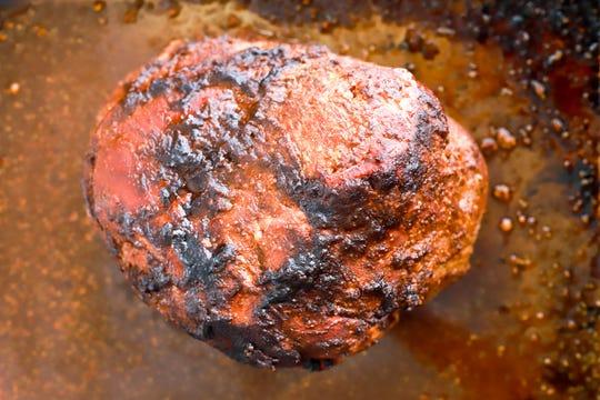 Homemade Glazed Ham