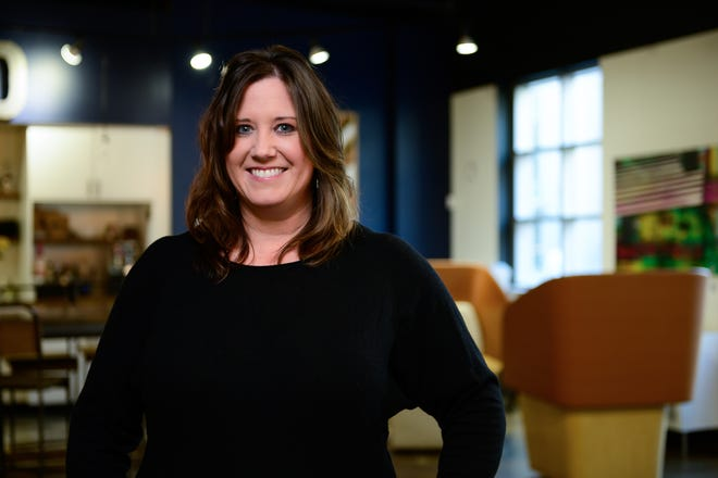 Iowa City Area Development Group announced Kate Moreland will be its new president. Moreland has been with the organization since 2014.