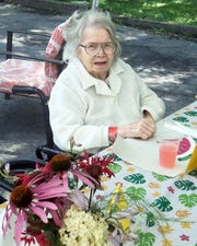 Oak Hill Manor resident Freida Diemond of Ithaca will turn 100 years old on April 30. Since Diemond's family cannot visit due to COVID-19, the nursing home staff is asking the public to send birthday cards as part of the celebration. Mailings should be sent in by April 23 at the latest.