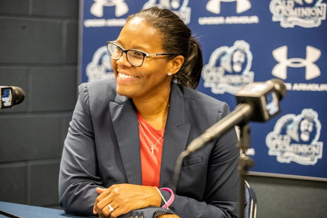 New Mississippi State women's basketball coach Nikki McCray-Penson spoke of the importance of relationships and championships during her introductory press conference Tuesday.