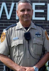 Lawrence County Deputy Robert Ainsworth and his wife, Paula Ainsworth, died when a tornado struck their Lawrence County home on Easter Sunday, April 12, 2020.