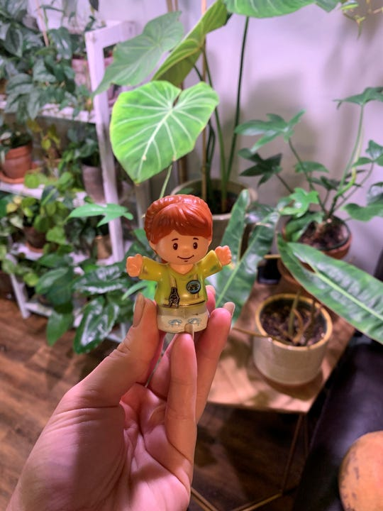 GingerSprout Plant Co., the one-woman business of Lafayette green thumb Amber Wolfe with curated handpicked houseplants, is about to celebrate one year of business.