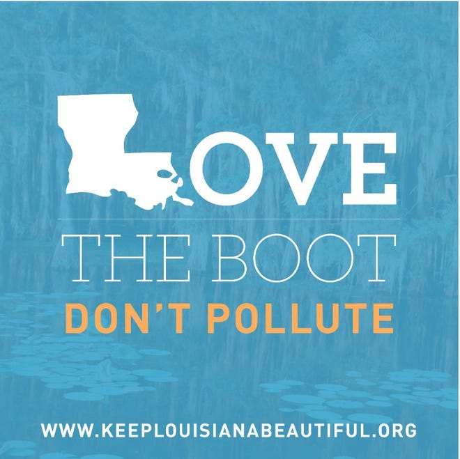 Keep Louisiana Beautiful has ideas for how to celebrate Earth Day and the Love the Boot campaign while social distancing.