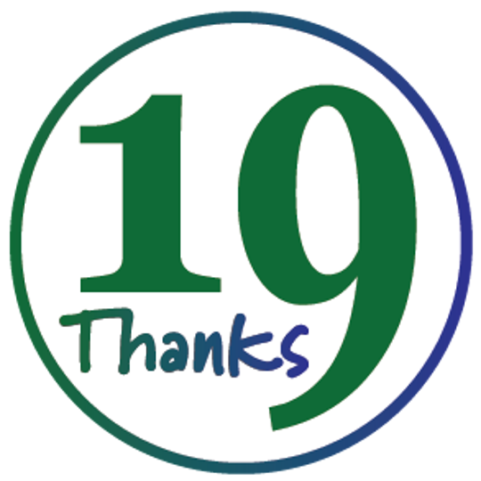 19 Thanks is a plan to show gratitude and support to essential workers on April 19th.