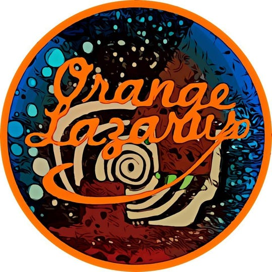 Orange Lazarus, a local band made up of seven people,prefers to compare its sounds, something of an electronic heavy shoegaze mash up,to Gorillaz.