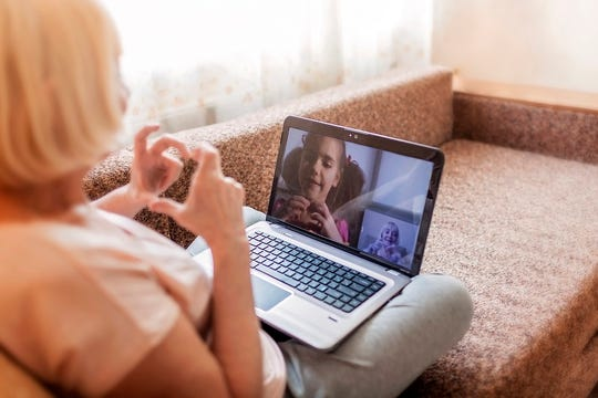 A virtual gathering with friends or family can make all the difference.