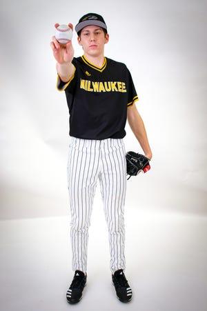2019 Clear Fork grad AJ Blubaugh has his freshman baseball season at University of Wisconsin-Milwaukee cut short due to the coronavirus pandemic.