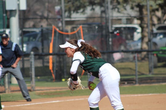 Black Hills State University junior and Clear Fork alum Darian Gottfried had her junior softball season canceled by the NCAA due to the coronavirus pandemic.