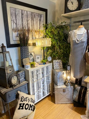 The Flannel Fox, 7602 Harwood Ave., Wauwatosa,will carry men's and women's apparel and home accents.