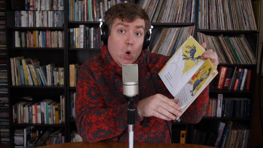 Milwaukee musician and filmmaker Wes Tank began posting videos March 28 where he rapped Dr. Seuss books over beats from Dr. Dre songs. The first video cracked the top 20 on YouTube's trending charts. Together, the videos have been seen 1.5 million times.