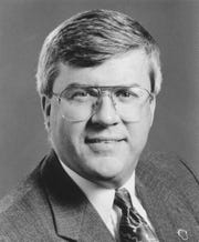 George Petak, shown in 1997, was the decisive state senate vote in a plan that helped finance Miller Park.