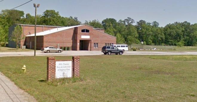 A body was found near Regency Park Community Center.