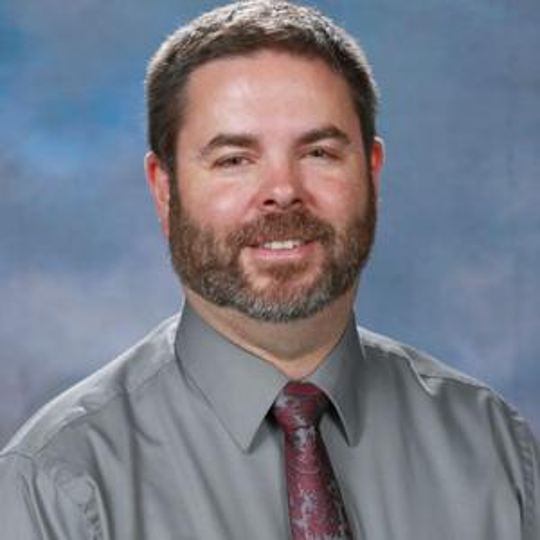 Pedigo is the assistant principal at Blackman High School, a position he has held for four years.