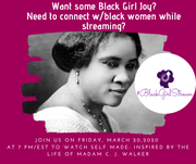 In the midst of the coronavirus crisis, Fallon Wilson and her friends launched Black Girl Stream as a way to stay connected and build community while social distancing.
