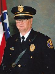 Retired Hendersonville Police Department Lt. James R. Lawson Jr.