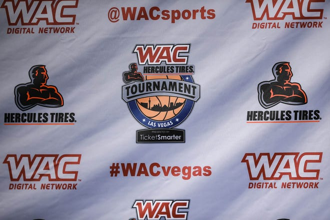 The 2020 WAC tournament was cancelation due to coronavirus concerns in Las Vegas