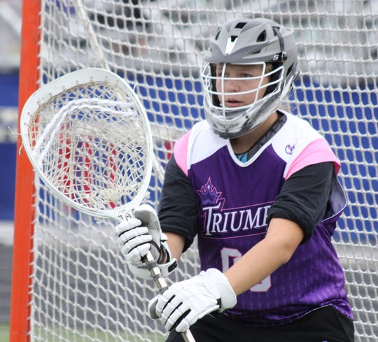 PCA's Rachel Costello will play lacrosse at Concordia University in Ann Arbor next year.