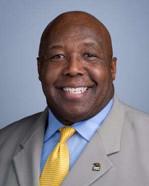 Darryl Sims is in his ninth year as assistant chancellor and athletic director at UW-Oshkosh.