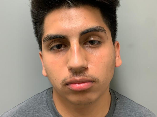 Manuel Rivera-Villa, 21, was arrested Friday in connection with a shooting in Desert Hot Springs, police said.