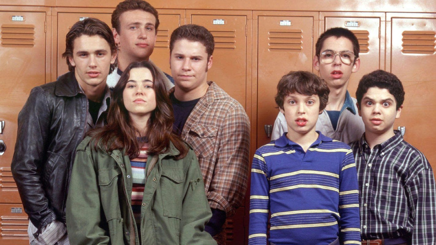 How these 5 minutes of 'Freaks and Geeks' are helping me get through the holidays