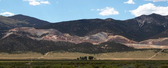 Long Canyon Mine in Elko County, Nev.