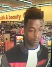 This person is accused of stealing from a Shreveport Family Dollar on April 6, 2020.