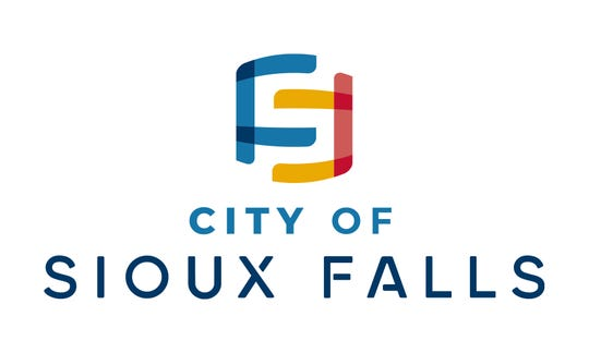 The new logo for the City of Sioux Falls.