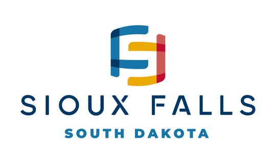 """A new  """"community logo"""" released Tuesday for a number of Sioux Falls groups."""