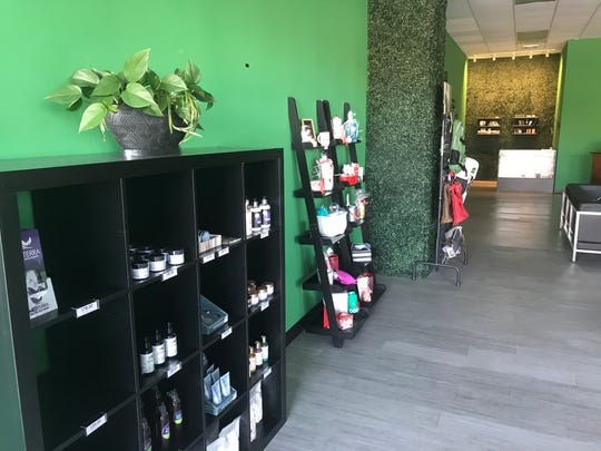 The owners of Hemporium, which sells CBD oil, say they will soon be out of business because of restrictions imposed on their operation at 4139 S. National Ave.