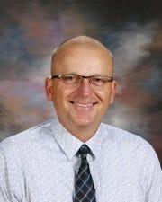 Greg Johnson, superintendent of Albany Area Schools