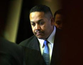 11/16/2009 Fabian Hernandez walked into 346th District Court Monday during the punishment phase of his trial.