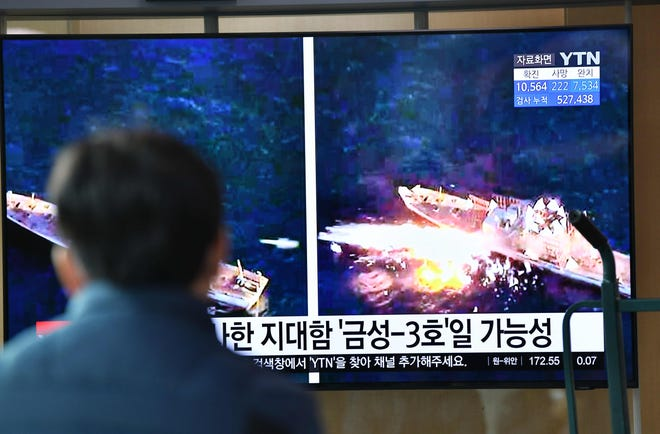 North Korea's missile tests raise tensions in neighboring Seoul.