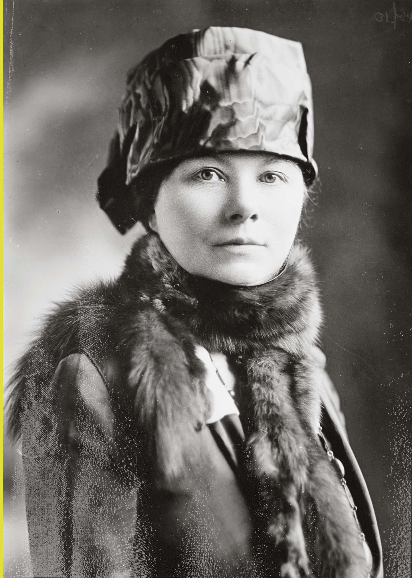 Dr. Esther Pohl Lovejoy