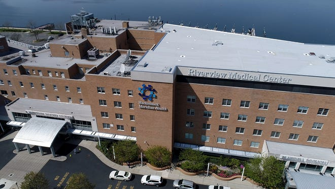 Riverview Medical Center in Red Bank is shown Tuesday, April 14, 2020.