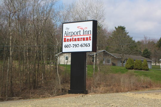 The Airport Inn Restaurant has re-opened and will feature only take-out options until NYS on Pause is lifted.