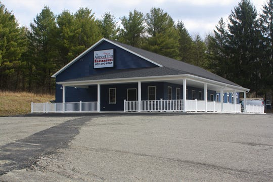 The Airport Inn Restaurant is located at 2166 Airport Road in the Town of Maine.