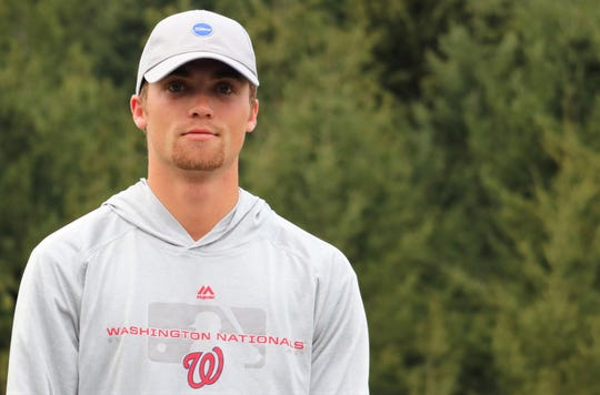 South Kitsap graduate Lucas Knowles was the Washington Nationals' 14th-round pick in the 2019 draft.
